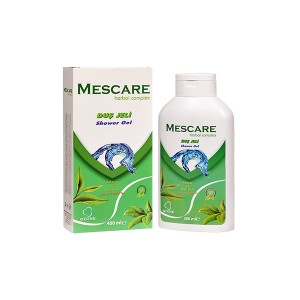Mescare - Ozonlu Natural Duş Jeli 400ml